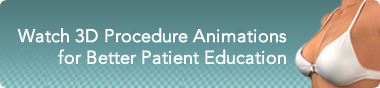 View 3D Procedure Animations for Better Patien Education