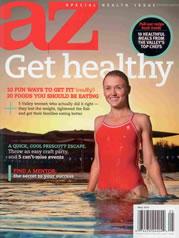 2010 AZ Magazine Cover