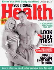 2010 Scottsdale Health Magazine Cover