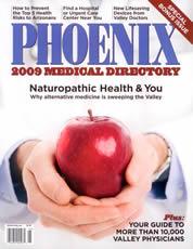 Phoenix Magazine 2009 Medical Directory