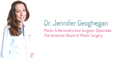 Dr. Jennifer Geoghegan for Oasis Plastic Surgery