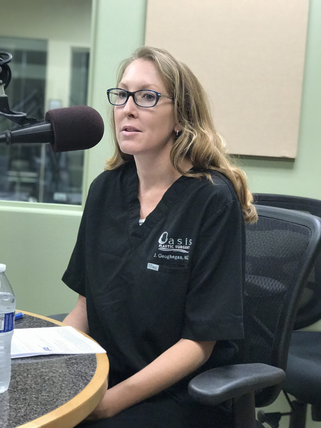 Dr Geoghegan was featured in a Business Leaders Spotlight for Money Radio 1510AM and 105.3FM